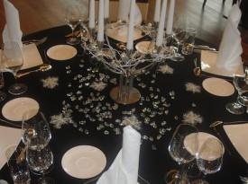 Poročna dekoracija Park Hotel Bohinj