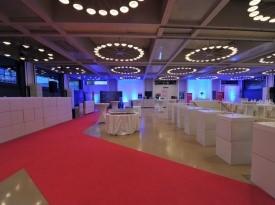 poročni prostor, vivo, vivo catering, d125, poroka, poročna dvorana, poroka v ljubljani