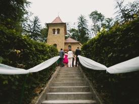 Anin dvor, poročna lokacija, poročni prostor