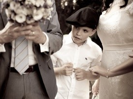 mladoporočenca, poroka, zaobljuba, poročna obleka, poročni šopek