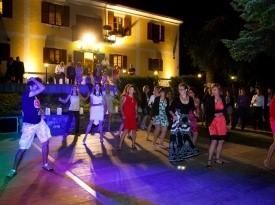 poroka, poročna zabava, zaobljuba, ples