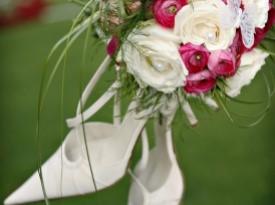 poročni čevlji, zaobljuba, poroka