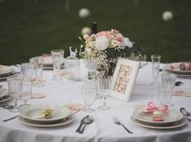Finimini - poročna dekoracija