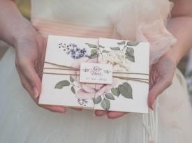 Finimini - poročno vabilo