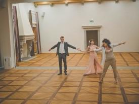 Prvi ples - Mateja Jerebič