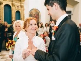 Poroka, Škofja Loka in Dvorec Visoko, Zaobljuba.si