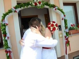 Poroka Janja in Matej Škrbec, Zaobljuba.si