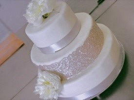 Poročna torta - Tovarnica Sladkosti