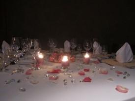 Park Hotel Bohinj poročni pogrinjek