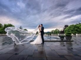 poroka, ona-on.com, poročni par, zaobljuba, nevesta, ženin