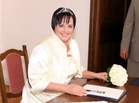 Poroka Saša in Sašo