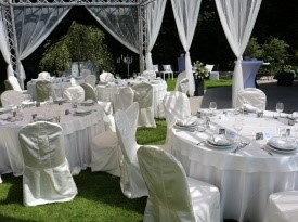 Promotion events, poročna dekoracija, Zaobljuba.si