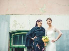 Poroka Tina in Jani - priča