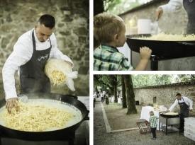 Poroka Jezeršek catering