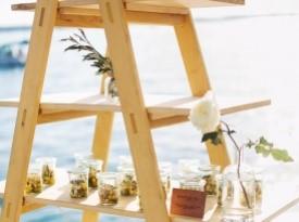 Poročna dekoracija - Jezeršek catering