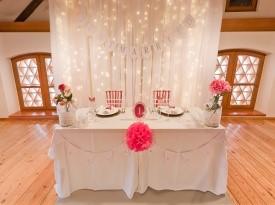 poročni prostor, dvor jezeršek, poroka