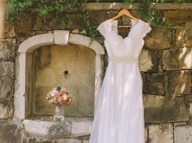 Poročna obleka
