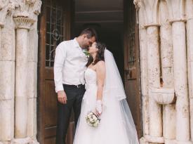 Ženin in nevesta - cerkveni obred