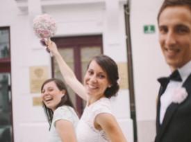 Poročno veselje