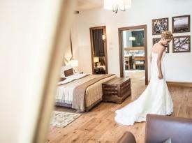 Priprava neveste na poroko