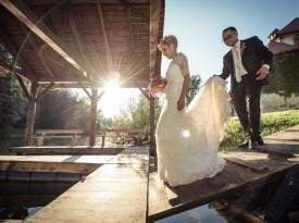 Poroka na gradu Otočec