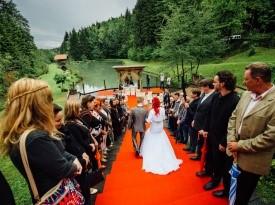 Poročna lokacija, poroka Romana in Marko, Gostinstvo Lisjak, poročni prostor