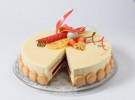 Cafe Central poročna torta