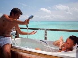 Poročno potovanje - Maldivi