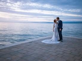 poroka, poročni večer, ljubezen, poročna obleka, zaobljuba