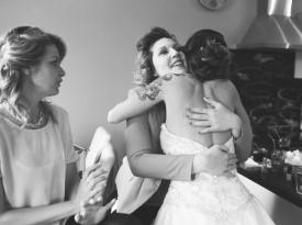Poročno fotografiranje, priprave na poroko.