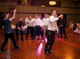 Lovljenje podvezice, holet bernardin, zabava na poroki.