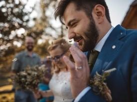 Najlepša poroka leta 2016 po izboru strokovne žirije, najlepša poroka, poroka, Zaobljuba.si, zakonca Grgić, poroka leta