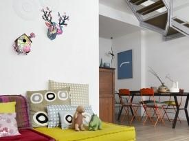 poročno darilo, stanovanje, moderen design
