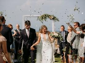 obred, poročni šopek, zaobljuba, poroka
