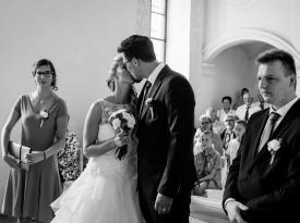 Poroka Neža in Dejan