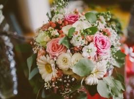 poročni šopek