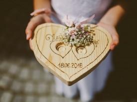 poročna prstana, poročni prstan
