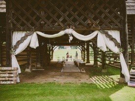 poročni prostor, poročna lokacija, poročna dekoracija