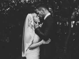 mladoporočenca, poroka, poročna obleka