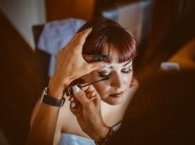 NC Makeup, poročno ličenje, poročni makeup