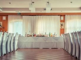 Gostilna bajc, poročna pogostitev, poročna dvorana