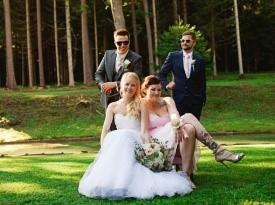 poroka, zaobljuba, ljubezen, katja jemec, ženin, nevesta, priče
