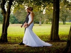Poročno fotografiranje, ženin, nevesta, poroka