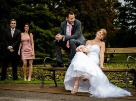 Poročno fotografiranje - Golden Light