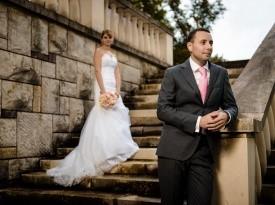 Ženin, poroka