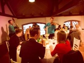 Poročno slavje Jezeršek