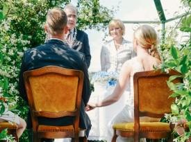 neža plestenjak, poroka, zaobljuba, ljubezen, poročni par
