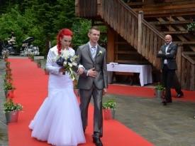 Poroka Romana in Marko, ona-on.si