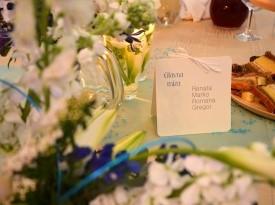 Poročna dekoracija, poročne tiskovine