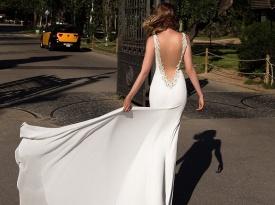poročna obleka, poročni salon, poročna moda, sanjska obleka, zaobjuba